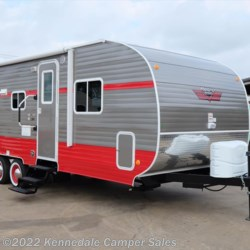 "New 2018 Riverside RV White Water Retro 265BH 27'6"" For Sale by Kennedale Camper Sales available in Kennedale, Texas"