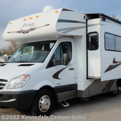 Kennedale Camper Sales 2012 Prism 2150 LE 25' **DIESEL**  Class C by Coachmen | Kennedale, Texas