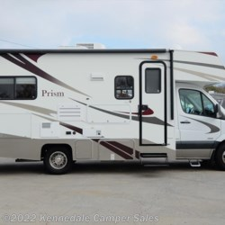 2012 Coachmen Prism 2150 LE 25' **DIESEL**  - Class C Used  in Kennedale TX For Sale by Kennedale Camper Sales call 877-322-6737 today for more info.