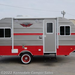 "2018 Riverside RV White Water Retro 176S 18'6""  - Travel Trailer New  in Kennedale TX For Sale by Kennedale Camper Sales call 877-322-6737 today for more info."