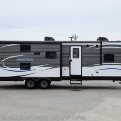 "2018 Dutchmen Aspen Trail 3070RLS 32'4""  - Travel Trailer New  in Kennedale TX For Sale by Kennedale Camper Sales call 877-322-6737 today for more info."