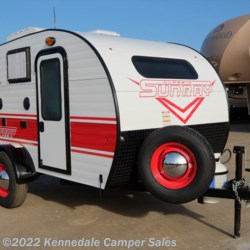 New 2018 Sunset Park RV SunRay Mini 109 12' For Sale by Kennedale Camper Sales available in Kennedale, Texas