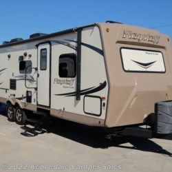 "Used 2016 Forest River Flagstaff Super Lite/Classic 27BEWS 32"" For Sale by Kennedale Camper Sales available in Kennedale, Texas"