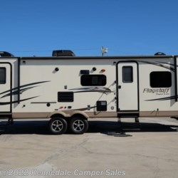 "2016 Forest River Flagstaff Super Lite/Classic 27BEWS 32""  - Travel Trailer Used  in Kennedale TX For Sale by Kennedale Camper Sales call 877-370-6407 today for more info."