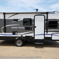 "2018 Dutchmen Aspen Trail Mini 1700BH 21'5""  - Travel Trailer New  in Kennedale TX For Sale by Kennedale Camper Sales call 877-370-6407 today for more info."