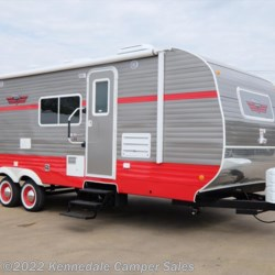 "New 2018 Riverside RV White Water Retro 285FK 30'8"" For Sale by Kennedale Camper Sales available in Kennedale, Texas"