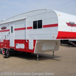"New 2017 Riverside RV White Water Retro 526RK 29'3"" **Rear Kitchen** For Sale by Kennedale Camper Sales available in Kennedale, Texas"