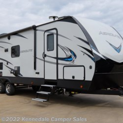 "New 2018 Dutchmen Aerolite 2933RL 33'7"" For Sale by Kennedale Camper Sales available in Kennedale, Texas"