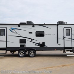 "2018 Dutchmen Aerolite 2933RL 33'7""  - Travel Trailer New  in Kennedale TX For Sale by Kennedale Camper Sales call 877-370-6407 today for more info."