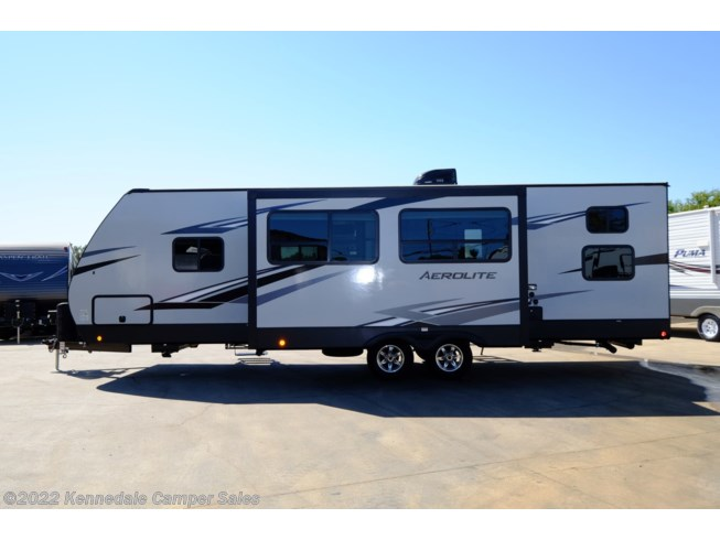 New 2019 Dutchmen Aerolite 2843BH available in Kennedale, Texas