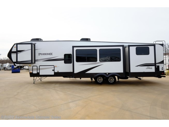 New 2020 Shasta Phoenix 367BH available in Kennedale, Texas