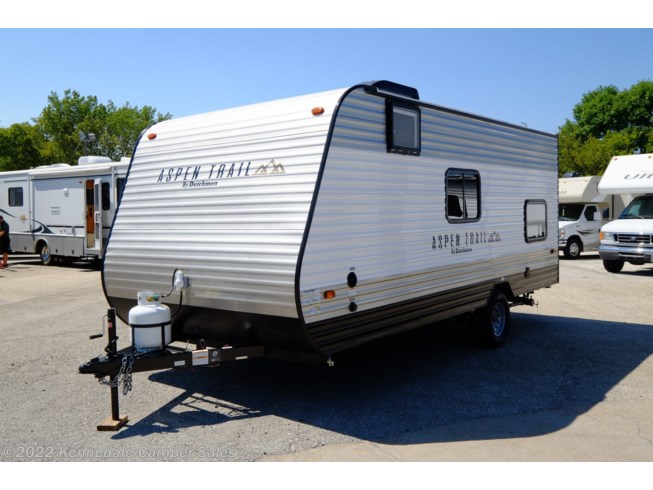 2021 Dutchmen Aspen Trail 17BH - New Travel Trailer For Sale by Kennedale Camper Sales in Kennedale, Texas