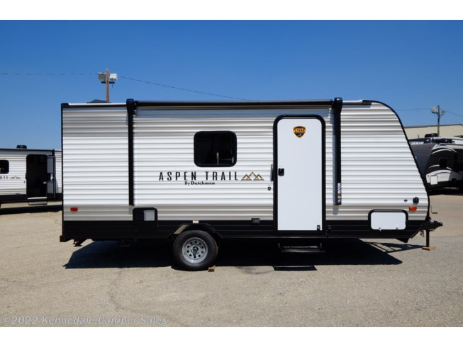 2021 Aspen Trail 17BH by Dutchmen from Kennedale Camper Sales in Kennedale, Texas