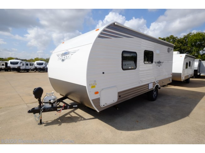 2021 Forest River Shasta Oasis 18FQ - New Travel Trailer For Sale by Kennedale Camper Sales in Kennedale, Texas