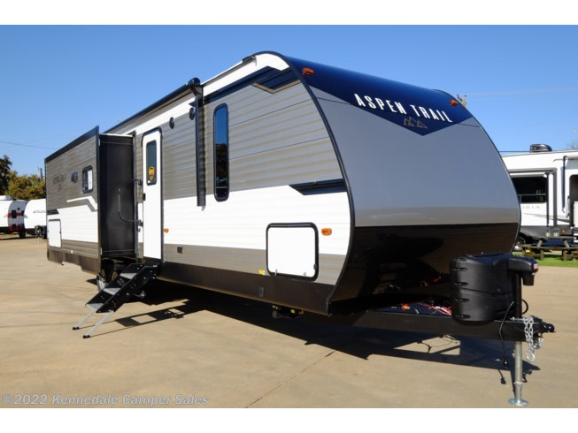 New 2021 Dutchmen Aspen Trail 3070RLS available in Kennedale, Texas
