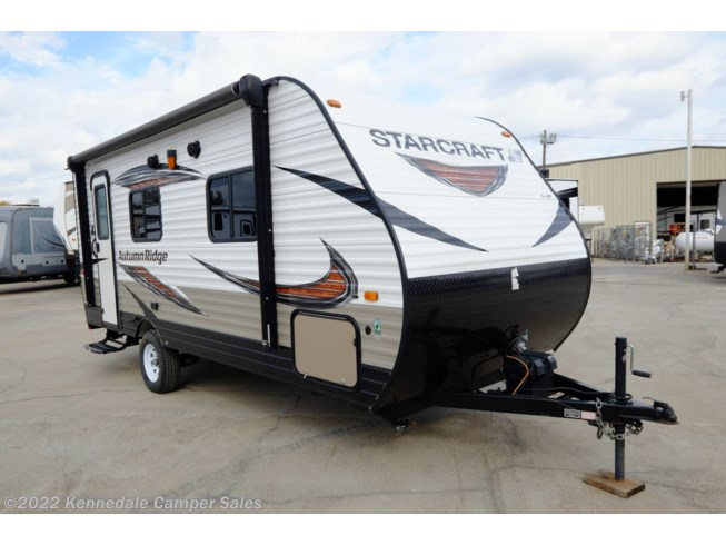 Used 2018 Starcraft Autumn Ridge Outfitter 18QB available in Kennedale, Texas