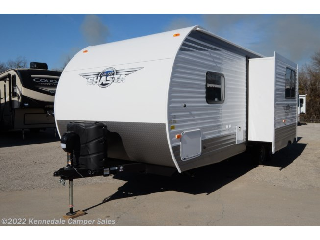 2021 Forest River Shasta Oasis 25RS - New Travel Trailer For Sale by Kennedale Camper Sales in Kennedale, Texas