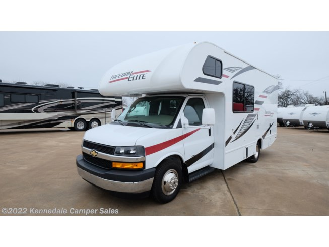 2020 Thor Motor Coach Freedom Elite 22HE - Used Class C For Sale by Kennedale Camper Sales in Kennedale, Texas