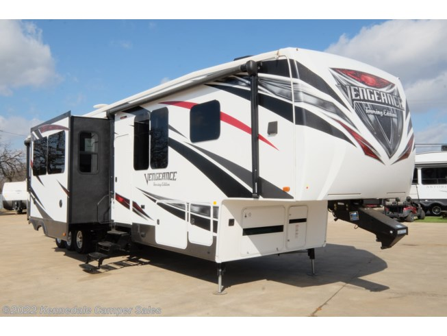 Used 2016 Forest River Vengeance Touring Edition 39R13 available in Kennedale, Texas