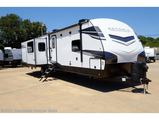 New 2021 Dutchmen Astoria 3373RL available in Kennedale, Texas