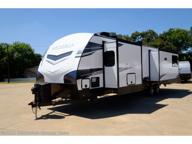 2021 Dutchmen Astoria 3373RL - New Travel Trailer For Sale by Kennedale Camper Sales in Kennedale, Texas
