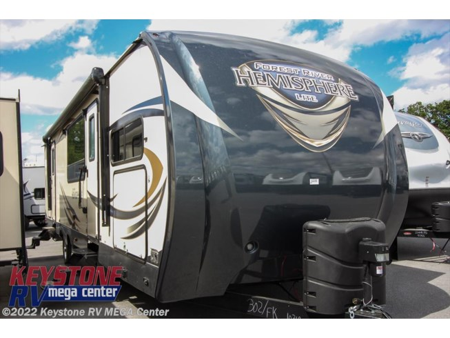 2018 Forest River Salem Hemisphere 302FK