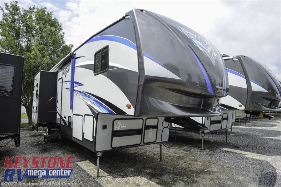2018 Forest River Vengeance 320a