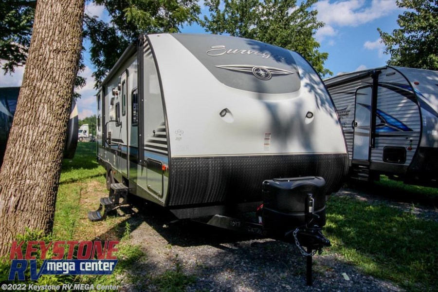 2018 Forest River Surveyor 295QBLE