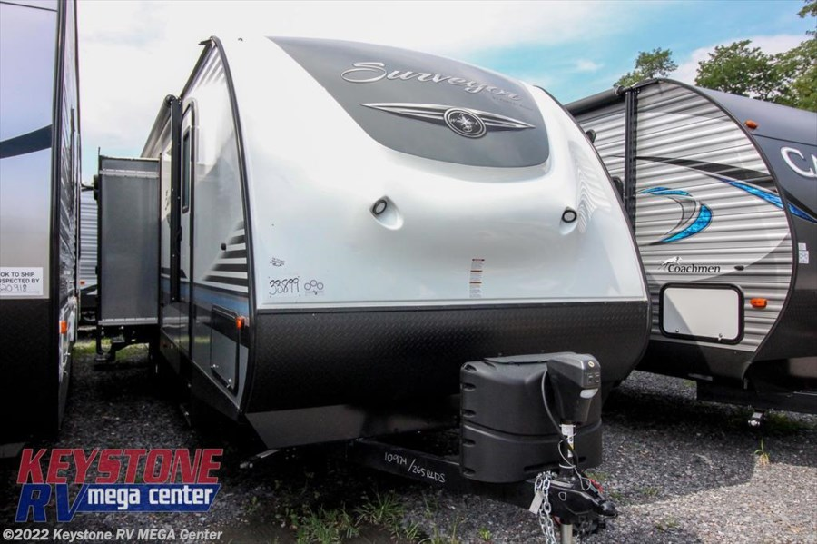 2018 Forest River Surveyor 265RLDS
