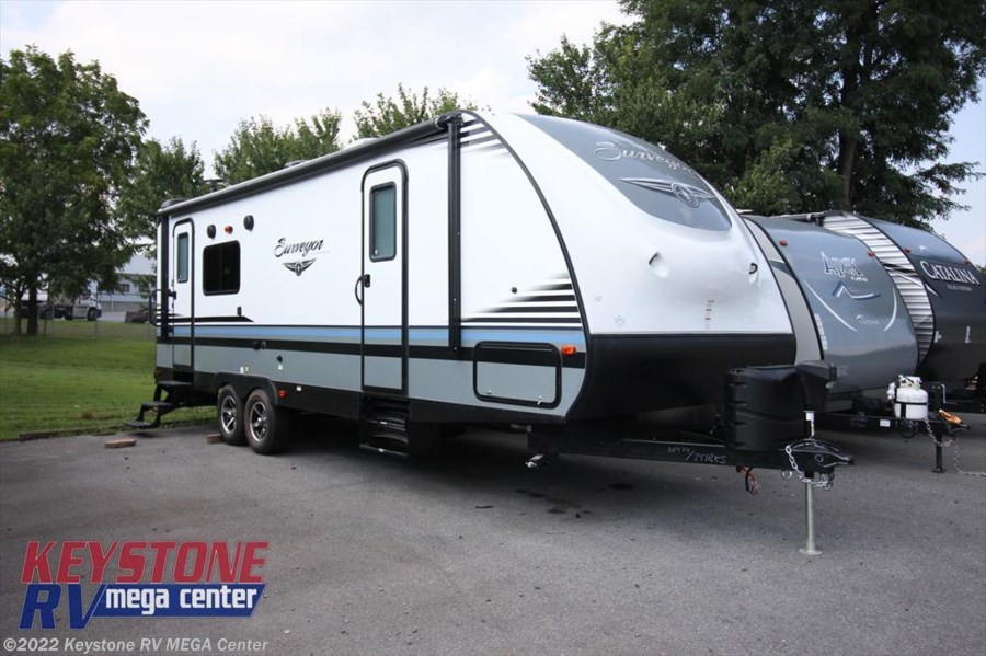 2018 Forest River Surveyor 251RKS