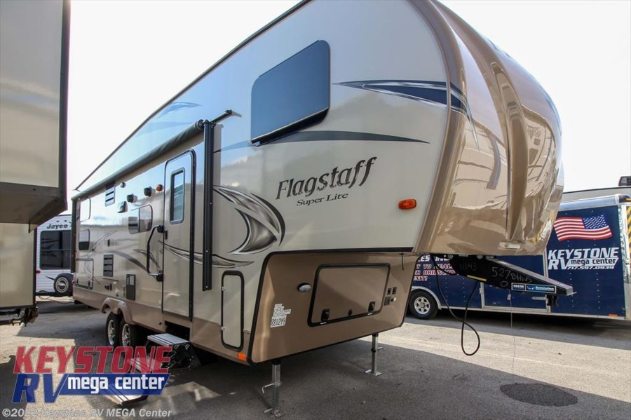 2018 Forest River Flagstaff 527BHWS