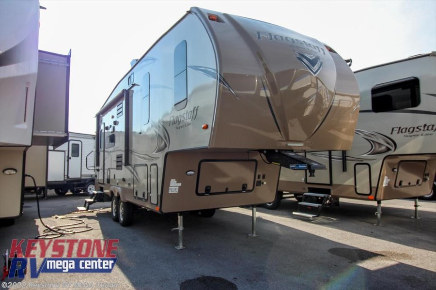 2018 Forest River Flagstaff 524RLBS