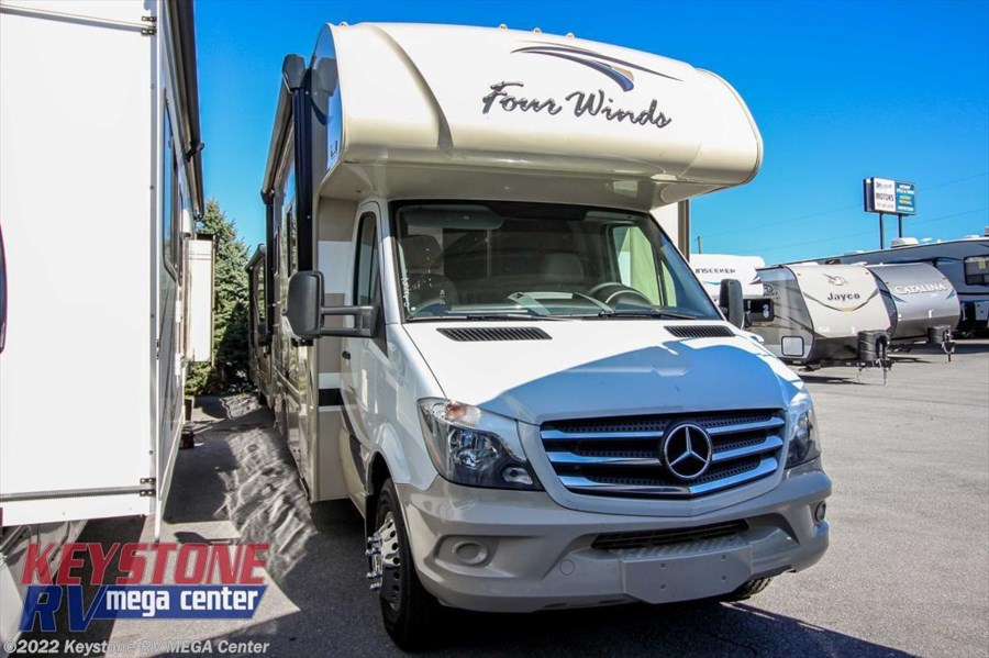 2018 Thor Motor Coach Four Winds Sprinter 24WS