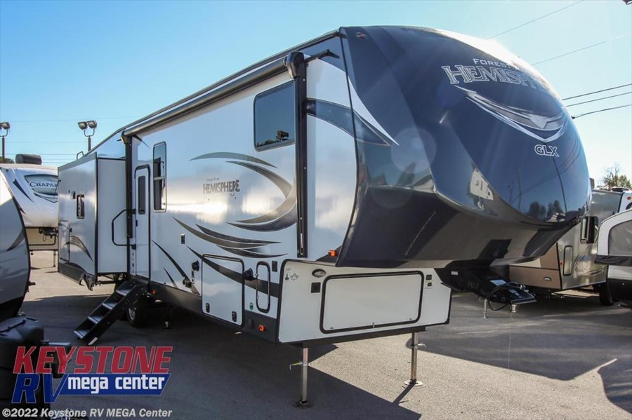 2018 Forest River Salem Hemisphere 368RLBHK