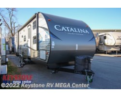 #11634 - 2018 Coachmen Catalina 343TBDSLE