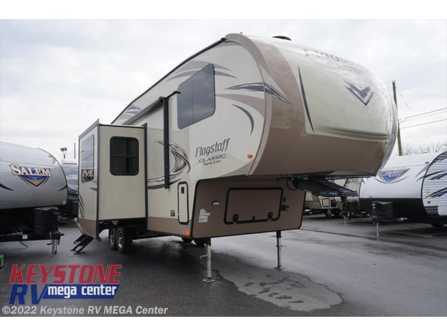 2018 Forest River Flagstaff 8529FLS