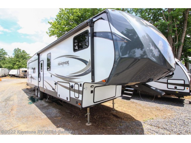 2019 Forest River Salem Hemisphere 368RLBHK