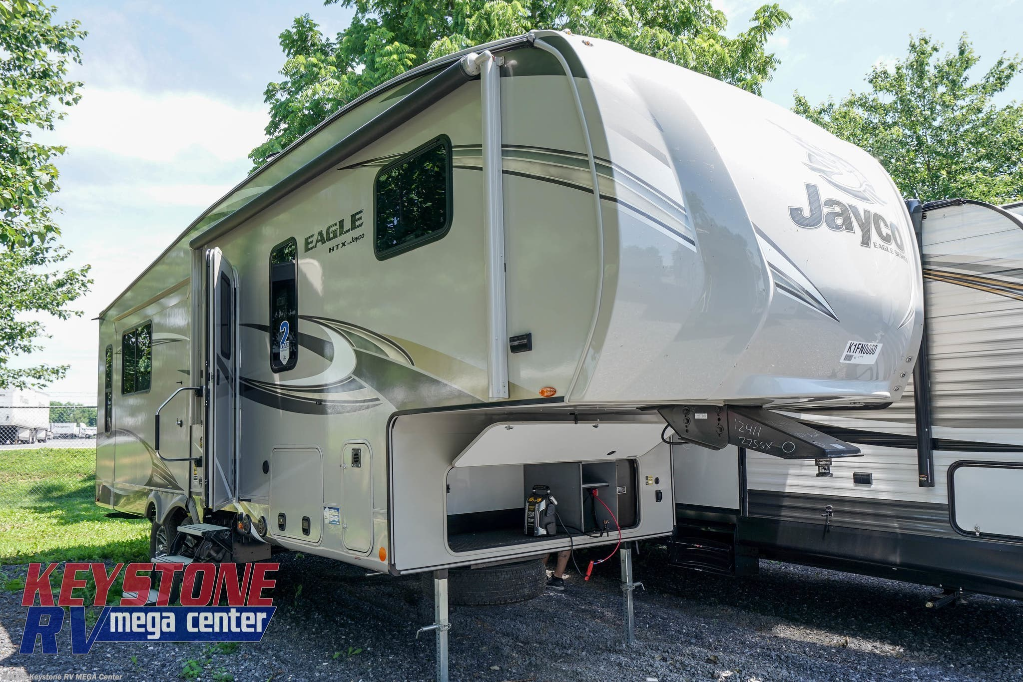 12413 - 2019 Jayco EagleHTX 27SGX for sale in Greencastle PA