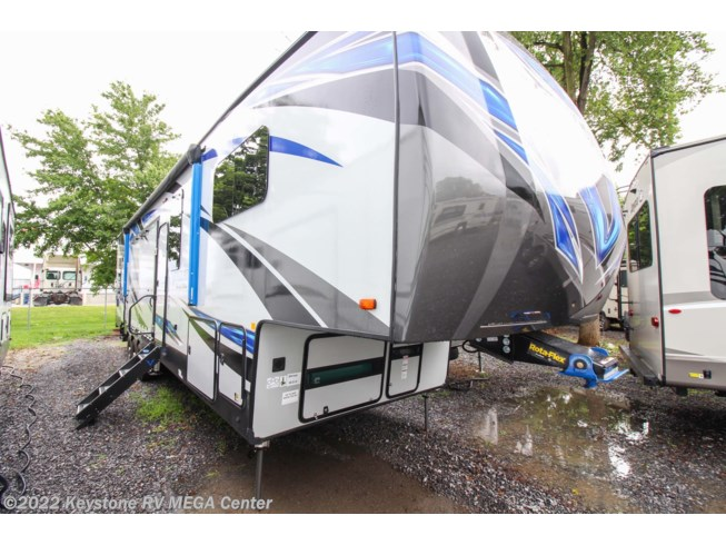 2019 Forest River Vengeance Touring Edition 40D12