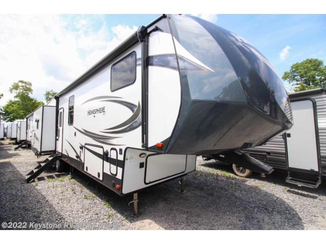 2019 Forest River Salem Hemisphere 370BL