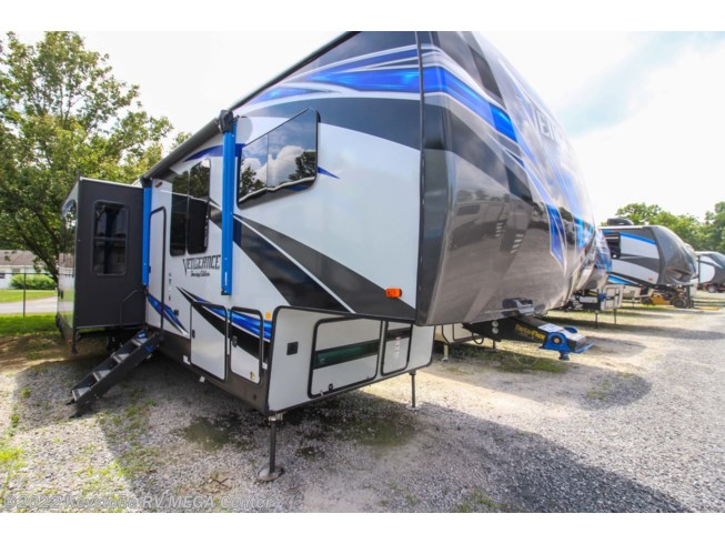 2019 Forest River Vengeance Touring Edition 381L12