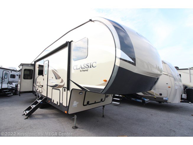 2019 Forest River Flagstaff Classic Super Lite 8529RLWS