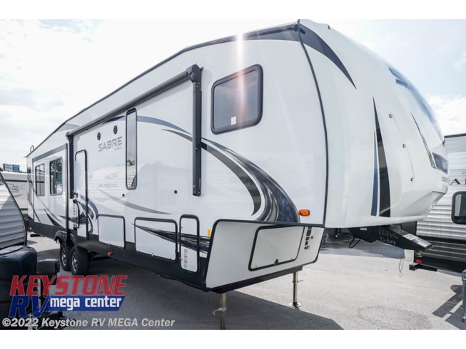2019 Forest River Sabre 36BHQ