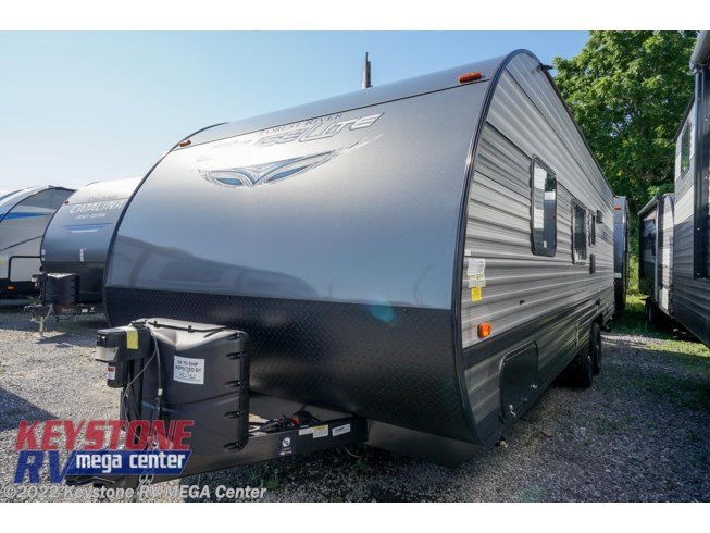 2020 Forest River Salem Cruise Lite 261BHXL - New Travel Trailer For Sale by Keystone RV MEGA Center in Greencastle, Pennsylvania