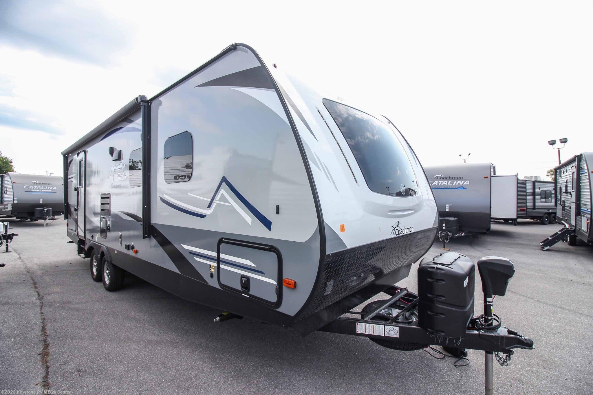 14158 - 2020 Coachmen Apex 265RBSS Travel Trailer for sale