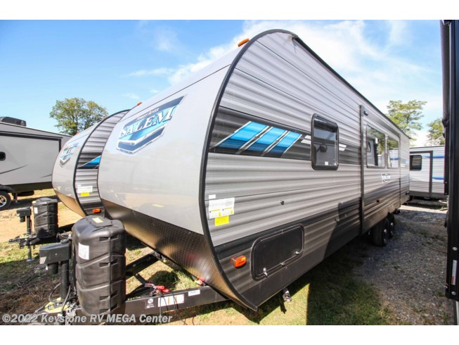 2020 Forest River Salem 26DBUD - New Travel Trailer For Sale by Keystone RV MEGA Center in Greencastle, Pennsylvania