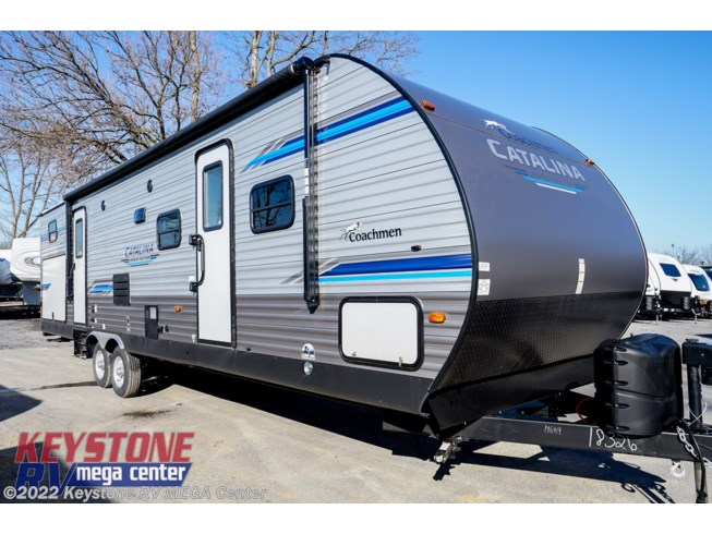 New 2020 Coachmen Catalina Legacy Edition 323BHDSCK available in Greencastle, Pennsylvania