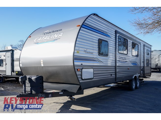 2020 Coachmen Catalina Legacy Edition 323BHDSCK - New Travel Trailer For Sale by Keystone RV MEGA Center in Greencastle, Pennsylvania