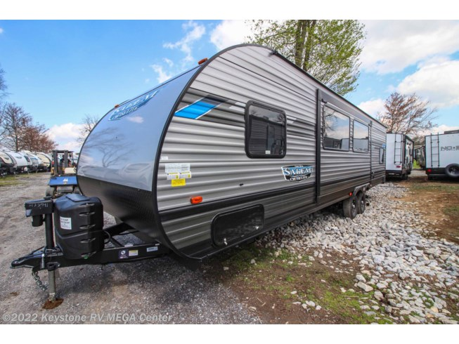 2021 Forest River Salem Cruise Lite 273QBXL - New Travel Trailer For Sale by Keystone RV MEGA Center in Greencastle, Pennsylvania