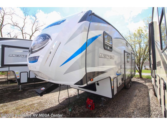 2021 Forest River Cherokee Arctic Wolf 298LB - New Fifth Wheel For Sale by Keystone RV MEGA Center in Greencastle, Pennsylvania